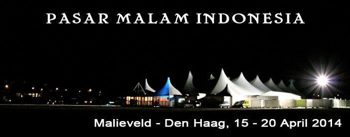 Pasar Malam Indonesia Belanda 2014