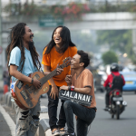 "Film cast van ""Jalanan"""