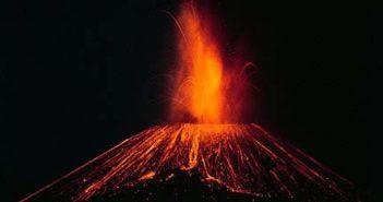 Tahukah Anda: Letusan gunung berapi terbesar dunia terjadi di Indonesia?