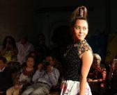 Prachtige Batik uit Papua tijdens de Indonesia Fashion Show 2016