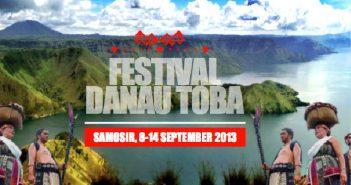 Lake Toba Festival 2013