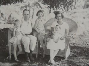 Keluarga Van Os (© Joty ter Kulve)