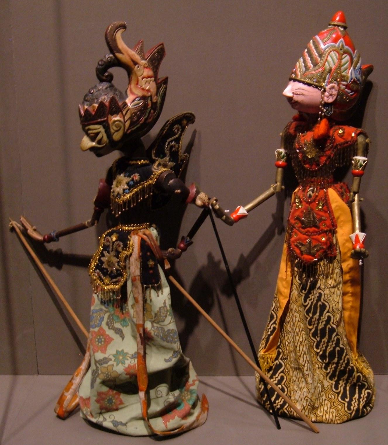 5 Jenis Wayang Indonesia Belindomag