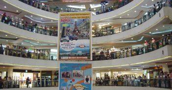 Wist je dat: Jakarta de meeste malls van de wereld heeft?