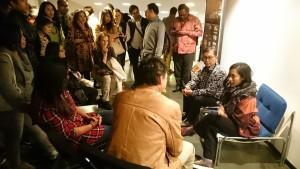 Nia Dinata's films Arisan en Cau-bau-kan worden in Nederland vertoond
