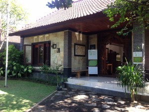 the sanur space