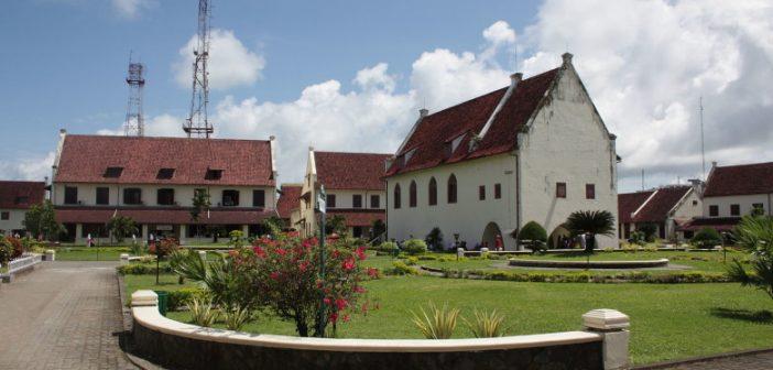 Tahukah Anda: Di Indonesia ada sebuah benteng bernama Fort Rotterdam?