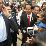 Jokowi in nederland Jokowi di Belanda