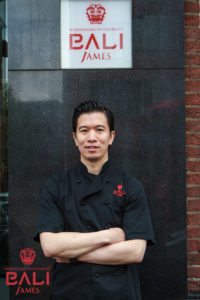 Bali James Breda