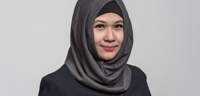 Aretha Aprilia, drijvende kracht achter de milieubeweging in Indonesië