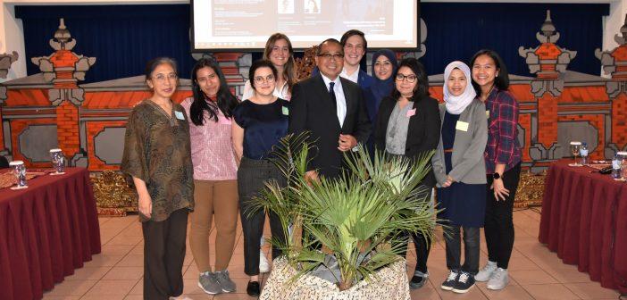Pemuda Belanda-Indonesia siap beraliansi dalam penanggulangan dampak climate change