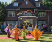 Pernikahan meriah adat Sunda digelar di Belanda