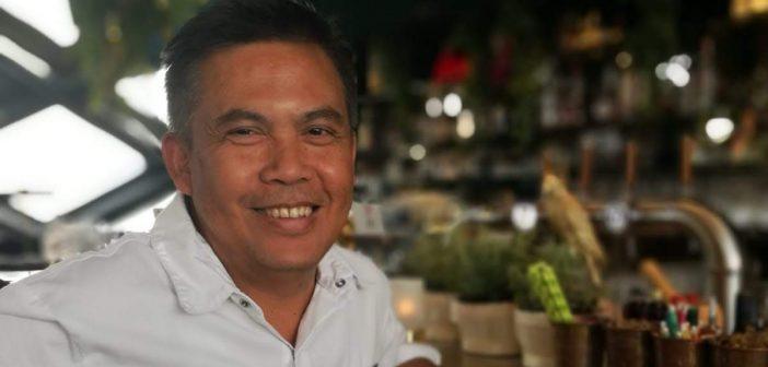 Topchef Agus Hermawan introduceert Indonesische rijsttafel 2.0 in Nederland