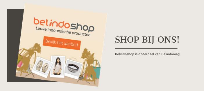 Belindoshop banner