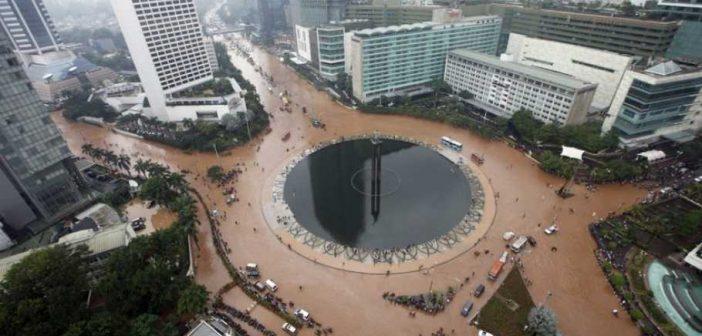 Masyarakat Indonesia di Belanda dan para simpatisan lain ikut berdiskusi dalam pencegahan masalah kebanjiran di Jakarta