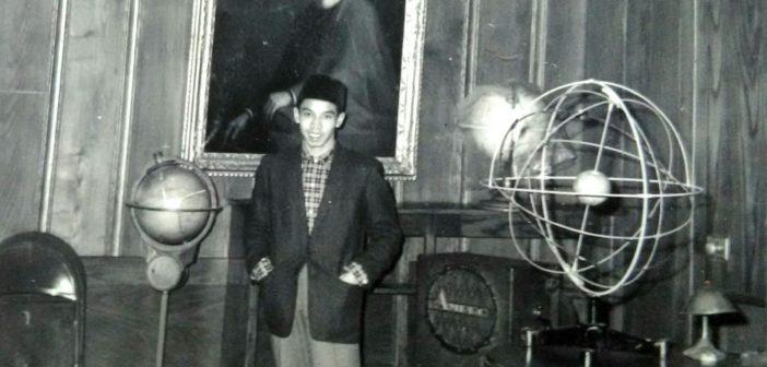 Di balik layar pejuang kemerdekaan RI dan astronom pertama Indonesia, Kusumanto Purbosiswoyo
